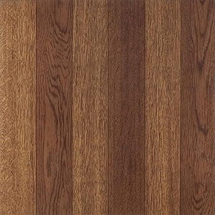 Amazon Benjonah Collection Tivoli Medium Oak Plank Look 12x12
