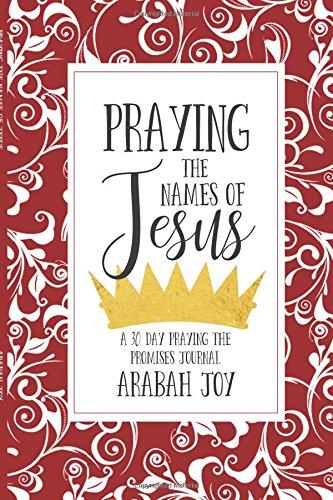 Praying the Names of Jesus: A 30-Day Praying the Promises Journal pdf