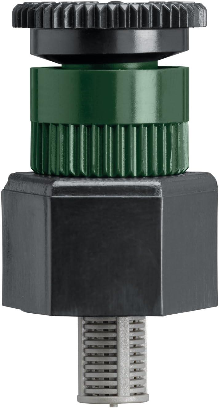 5 Pack – Orbit 8 Foot Radius Adjustable Spray Shrub Sprinkler Head