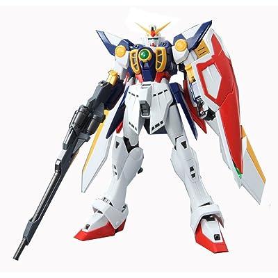 Bandai Hobby Wing Gundam Bandai Master Grade Action Figure: Toys & Games