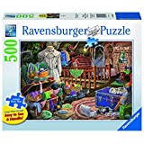 Ravensburger The Attic Large Format Jigsaw Puzzle (500-Piece)