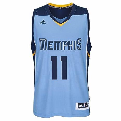 Amazon.com   Memphis Grizzlies Mike Conley Adidas NBA Men s New Swingman  Jersey   Sports   Outdoors 134ab0fdf