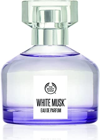 The Body Shop White Musk Eau De Parfum, 50ml Fragrance at amazon
