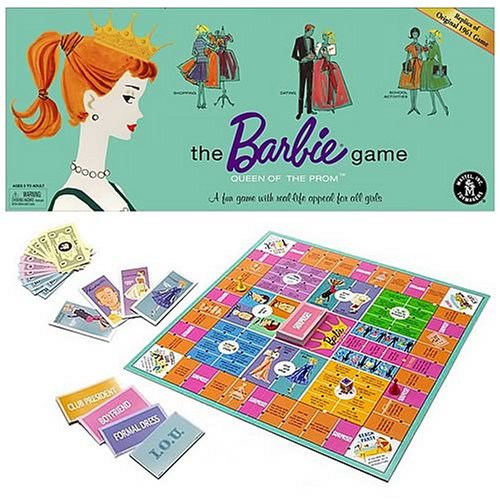 The Barbie Game – Queen Of The Prom
