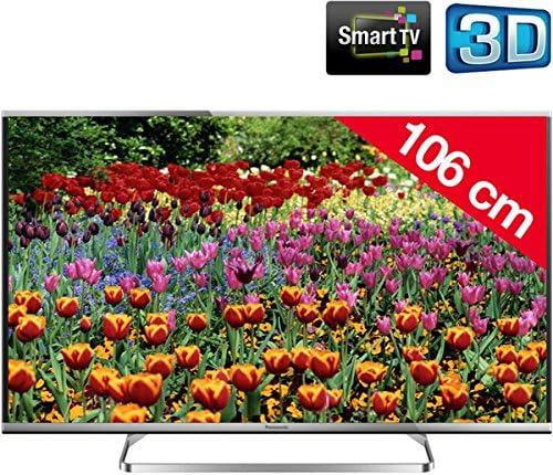 PANASONIC VIERA TX-42AS650E - Televisor LED 3D Smart TV + Kit de ...