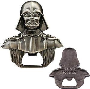 LuxuryTeech Star Wars Bottle Wine Opener Bottle Zinc Alloy Black Knight Darth Vader Outdoor Tool - Wine Bottle Opener Kitchen Tools for Souvenirs Kitchen Tools for Souvenirs & Gift