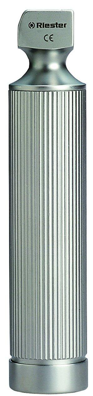 Riester 12303 Mango recargable para pilas tipo C, Ø 28 mm, para espátulas sin F.O.
