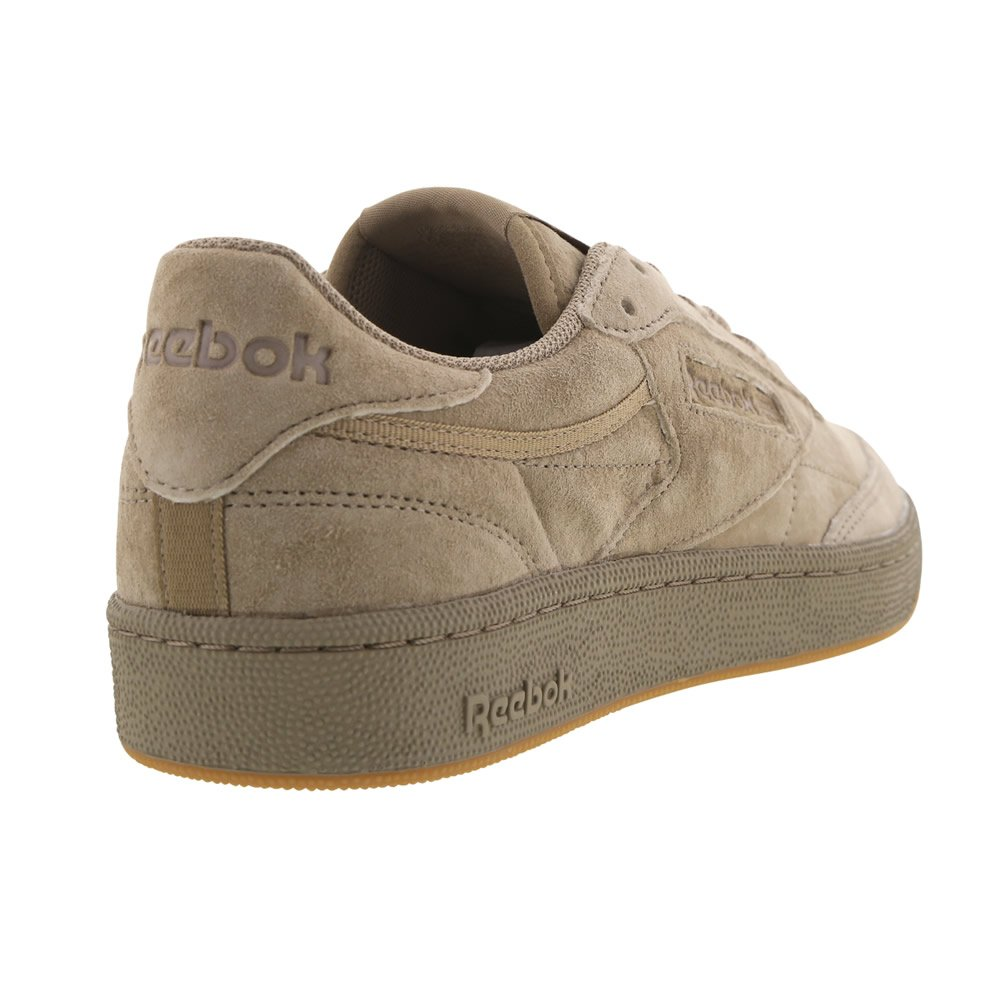 bdeda8eb44e5 Reebok Club C 85 TG - Canvas Gum-UK 13 EU 48.5  Amazon.co.uk  Shoes   Bags
