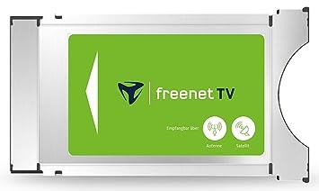Cam Module Freenet Tv Dvb-s2/dvb-t2 Jahres Modul