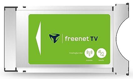 Hd Plus Karte Richtig Einsetzen.Freenet Tv 89001 Ci Tv Modul Für Antenne Dvb T2 Hd Mit 3 Monaten Gratis