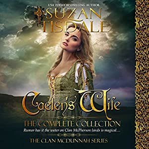 Caelen's Wife: The Complete Collection Audiobook