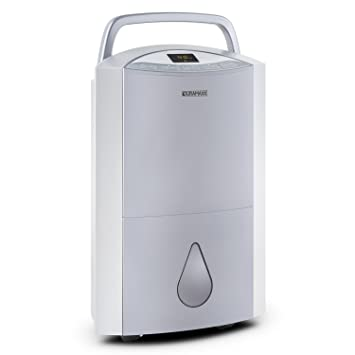 DURAMAXX Drybest 20 • Deshumidificador 2-en-1 • Purificador de aire • Deshumidificador