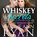 Whiskey Secrets: Whiskey and Lies Book 1 Audiobook by Carrie Ann Ryan Narrated by Gregory Salinas