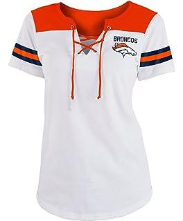 8ac6b228 Amazon.com : Majestic Denver Broncos Women's NFL Draft Me 3