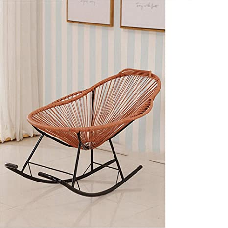 Strange Yingying Color Rocking Chair Modern Simple Lazy Lounge Customarchery Wood Chair Design Ideas Customarcherynet