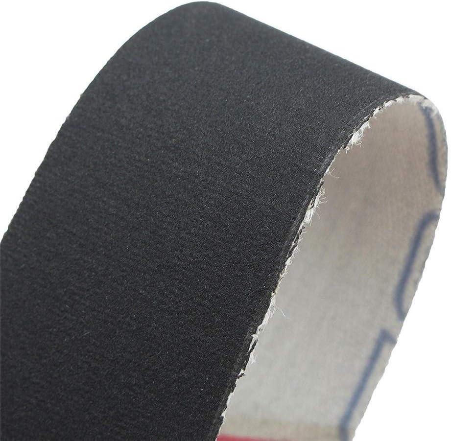 CHUNSHENN 12Pcs 1x30 Inch Sanding Belts Silicon Carbide 400//600//800//1000 Grits Abrasive Sanding Belts Grinding and Polishing Abrasive Accessories