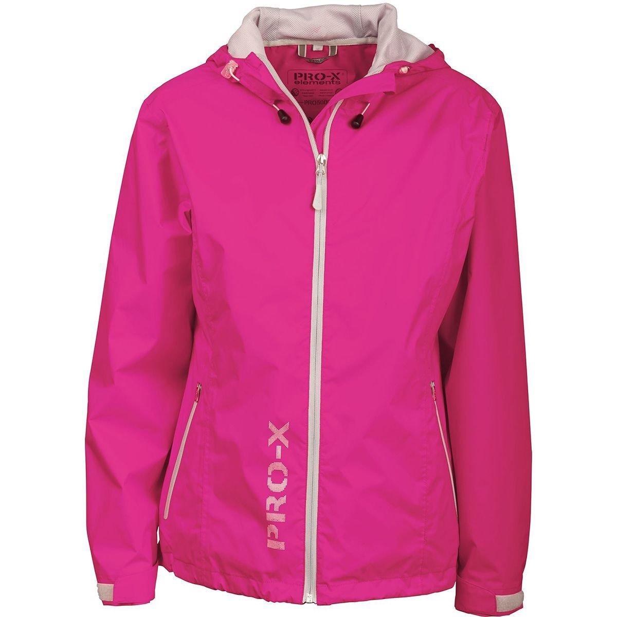 Rose fluorescent Taille 38 PRO-X eleHommests Flash Veste Femme