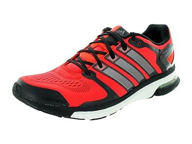 Adidas Adistar Boost M Esm rouge / noir Chaussure de course 10 Us