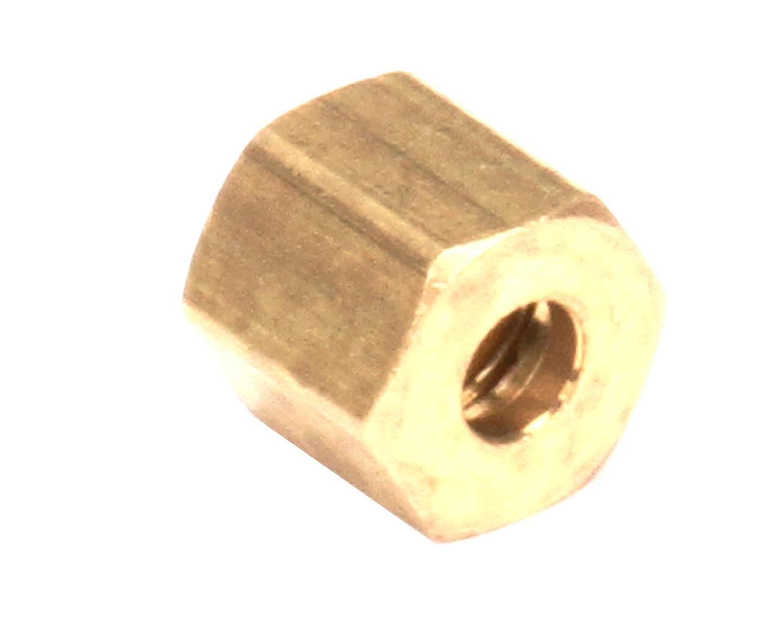 Tri-Star Manufacturing 2065634 Brass Compression Nut 3//8-24