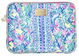 Lilly Pulitzer Tech Sleeve Fits up to 13 inch Laptop (Mermaid Cove)