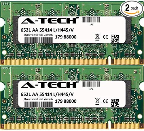 4GB KIT 2 x 2GB HP Compaq EliteBook 8440w 8540p 8540w PC3-8500 Ram Memory