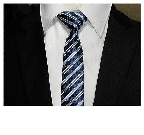MY JINJI Necktie [Corbata Delgada Negocio Formal para el Viaje ...