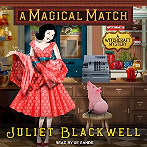 A Magical Match by Juliet Blackwell fantasy book reviews