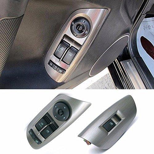 (Power Window Switch Main/sub set for Hyundai 2003-2008 Tiburon Coupe OEM)