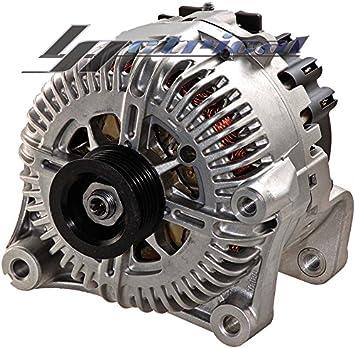 Amazon Com Lactrical New Alternator For Bmw X5 4 4 4 4l 4 8 4 8l 2004 04 2005 05 2006 06 One Year Warranty Automotive