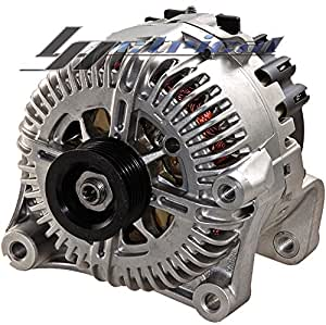 LActrical NEW ALTERNATOR FOR BMW X5 4.4 4.4L 4.8 4.8L 2004 04 2005 05 2006 06 *ONE YEAR WARRANTY*