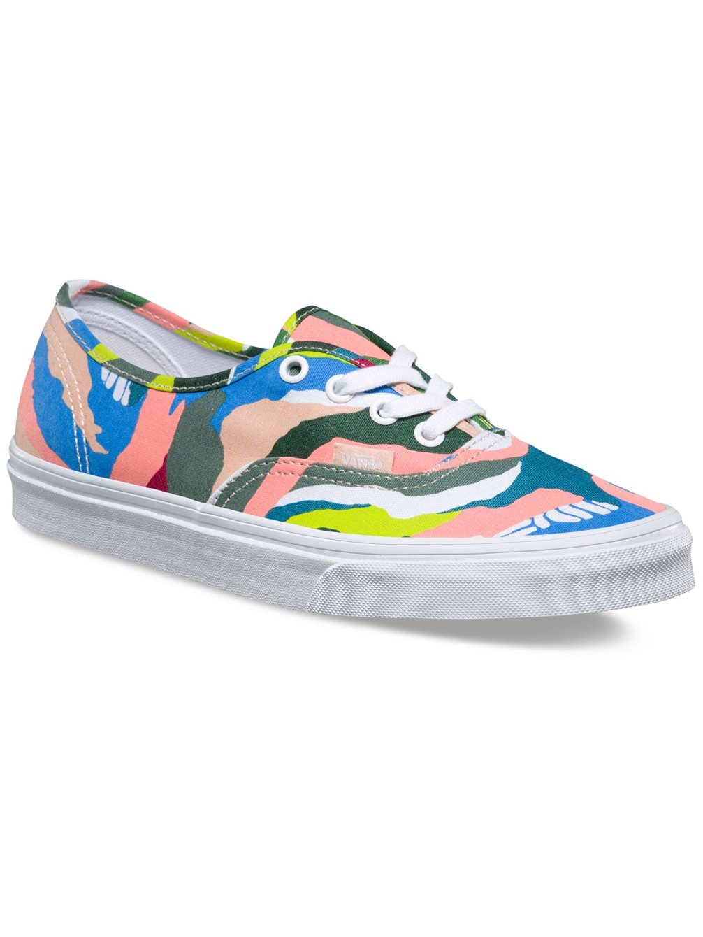 1c38a4763c Galleon - Vans Authentic Mens Fashion-Sneakers VN-A38EMMOJ 6.5 - Abstract  Horizon