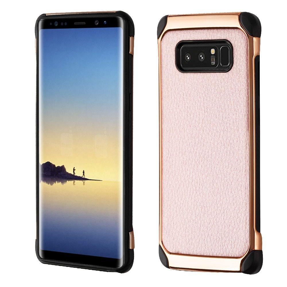 Galaxy Note 8ケース、MYBAT Astronootデュアルレイヤ[衝撃吸収]保護ハイブリッドPC / TPUラバーケースカバーfor Samsung Galaxy Note 8 2378369 B0757L3X79 Rose Gold/ Black