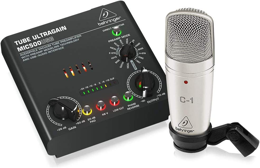 Behringer Digital Multitrack Recorder (VOICE STUDIO)