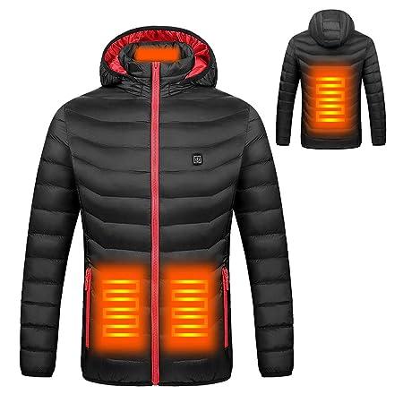 cappotto con riscaldamento donna