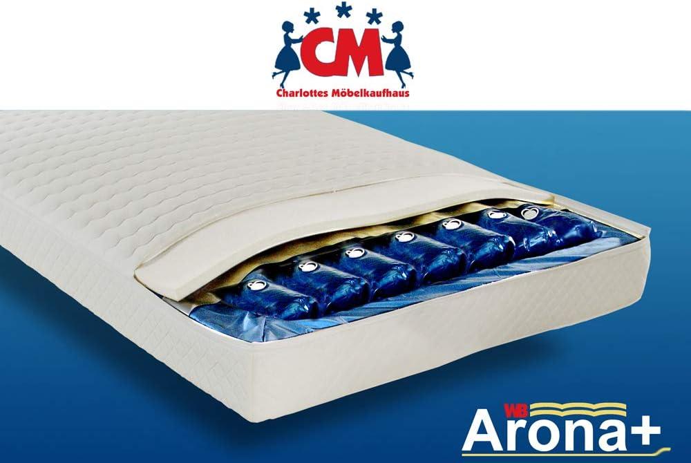 Wassermatratze 140x200 cm Wasserbettmatratze Arona+ Komplett-Set für alle gängigen Bettgestelle. Wasserbett: Amazon.de: Küche & Haushalt - Wassermatratze