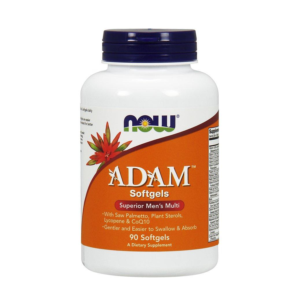 NOW Adam Superior Multi Softgels Image 1