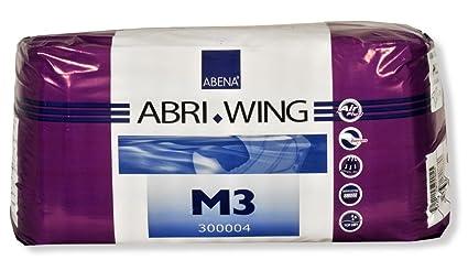 ABENA Abri Wing M 3 - Pañales para adultos (talla M)