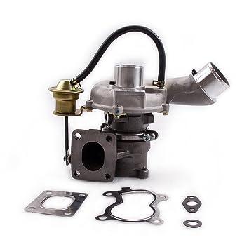 maXpeedingrods Turbo Turbocompresor Turbocharger de Motor 1.9 JTD VL35 VL25: Amazon.es: Coche y moto