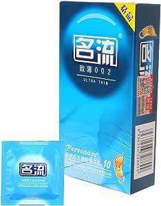 Condones de látex natural para hombres adultos, aumento de la ...