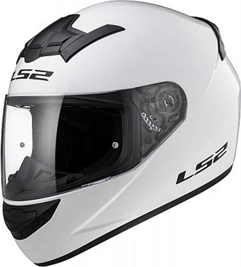 Color Negro Mate LS2 103521011XXS FF352 Casco Rookie Solid Tama/ño XXS