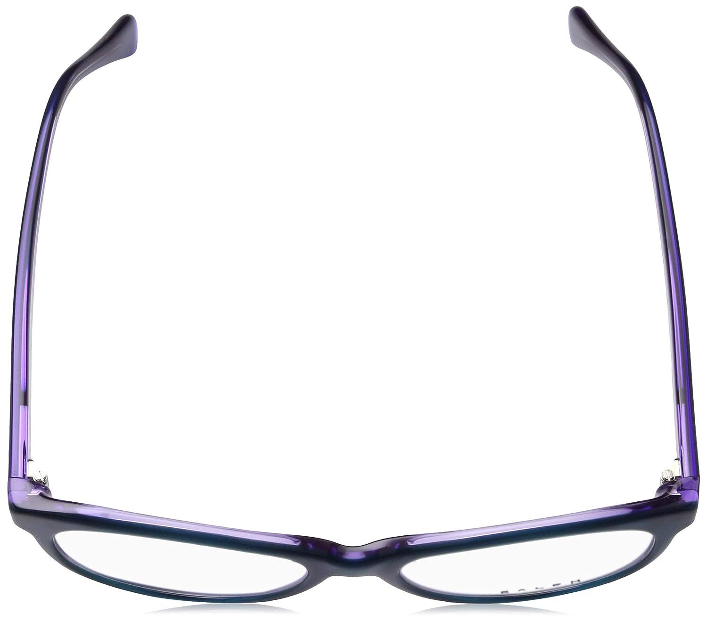 Ralph By Ralph Lauren RA7094 Glasses in Shiny Purple on Violet RA7094 5683 52