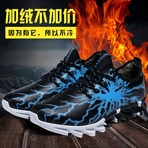 GUNAINDMX blue higher nbsp; YZ7 black running nbsp;Casual sports shoes OwxRSTaqO