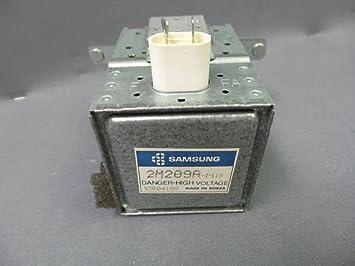 Amazon.com: Recertified Samsung 2039 – 001 – 111 Microondas ...