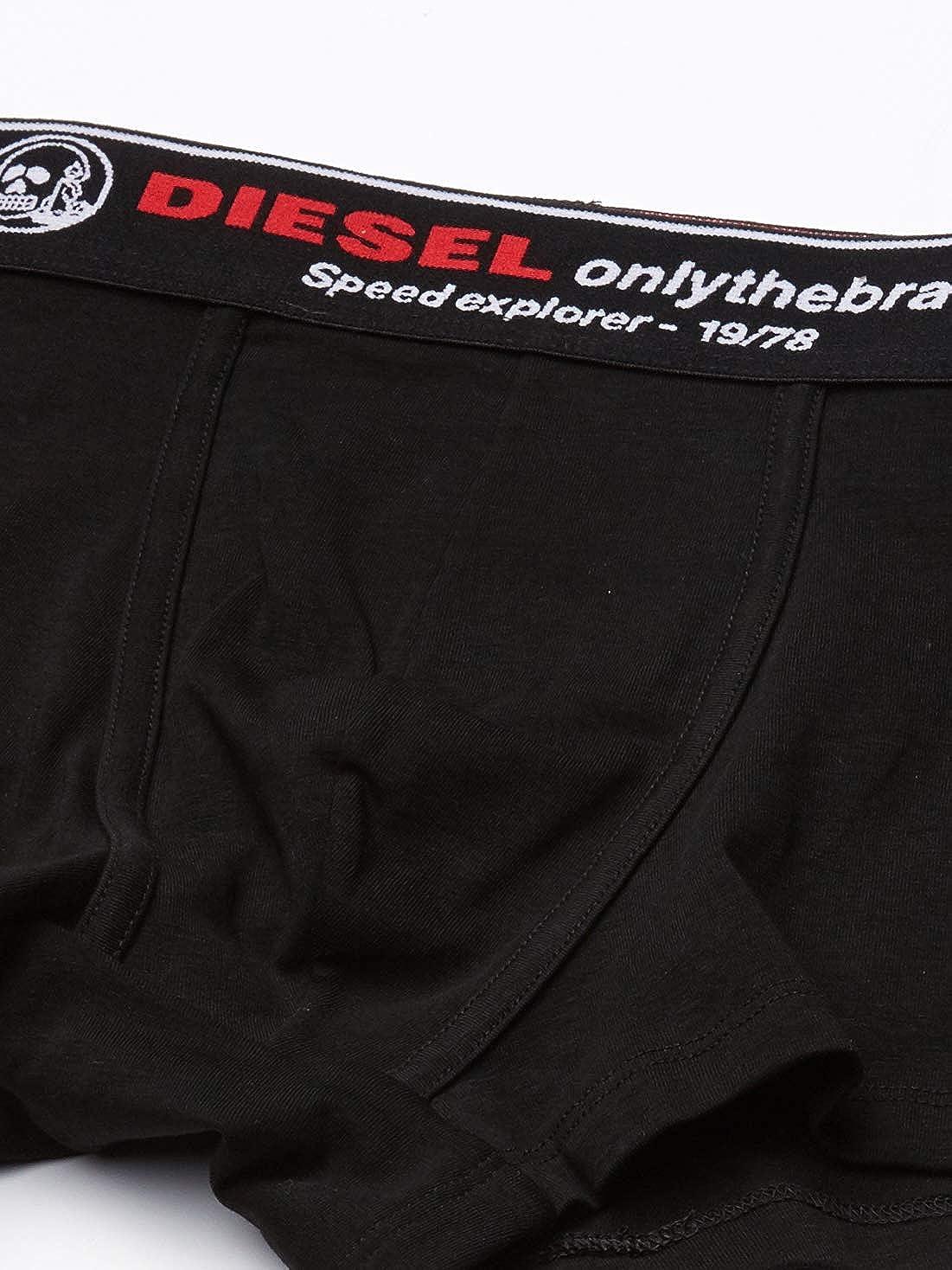 Diesel Mens UMBX-Damien Boxer-Shorts Trunks