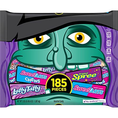 Nestle Assorted Sugar Halloween Candy, 45.4 (Sweet Tarts Halloween Candy)