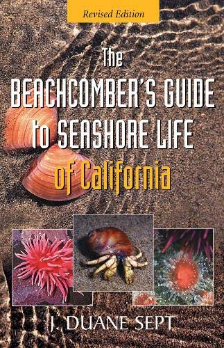 The Beachcomber's Guide to Seashore Life of California (Best Places To See Wildflowers In California)