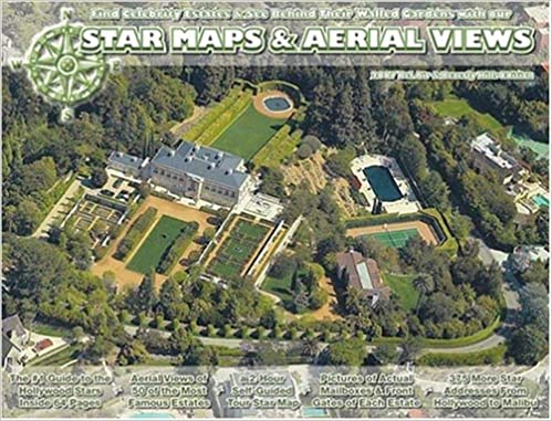 Movie Star Homes, Star Maps & Aerial Views (Celebrity Homes ... on star home map, famous star map, red star map,