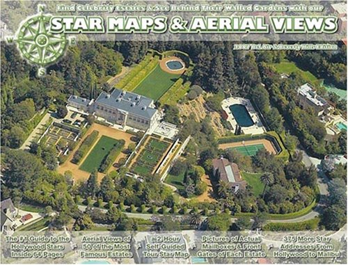 Map of the stars beverly hills my web value for Movie star homes beverly hills