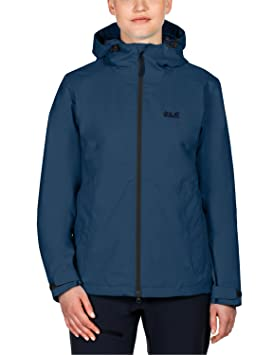 Jack Wolfskin Chilly Morning - Chaqueta impermeable para ...