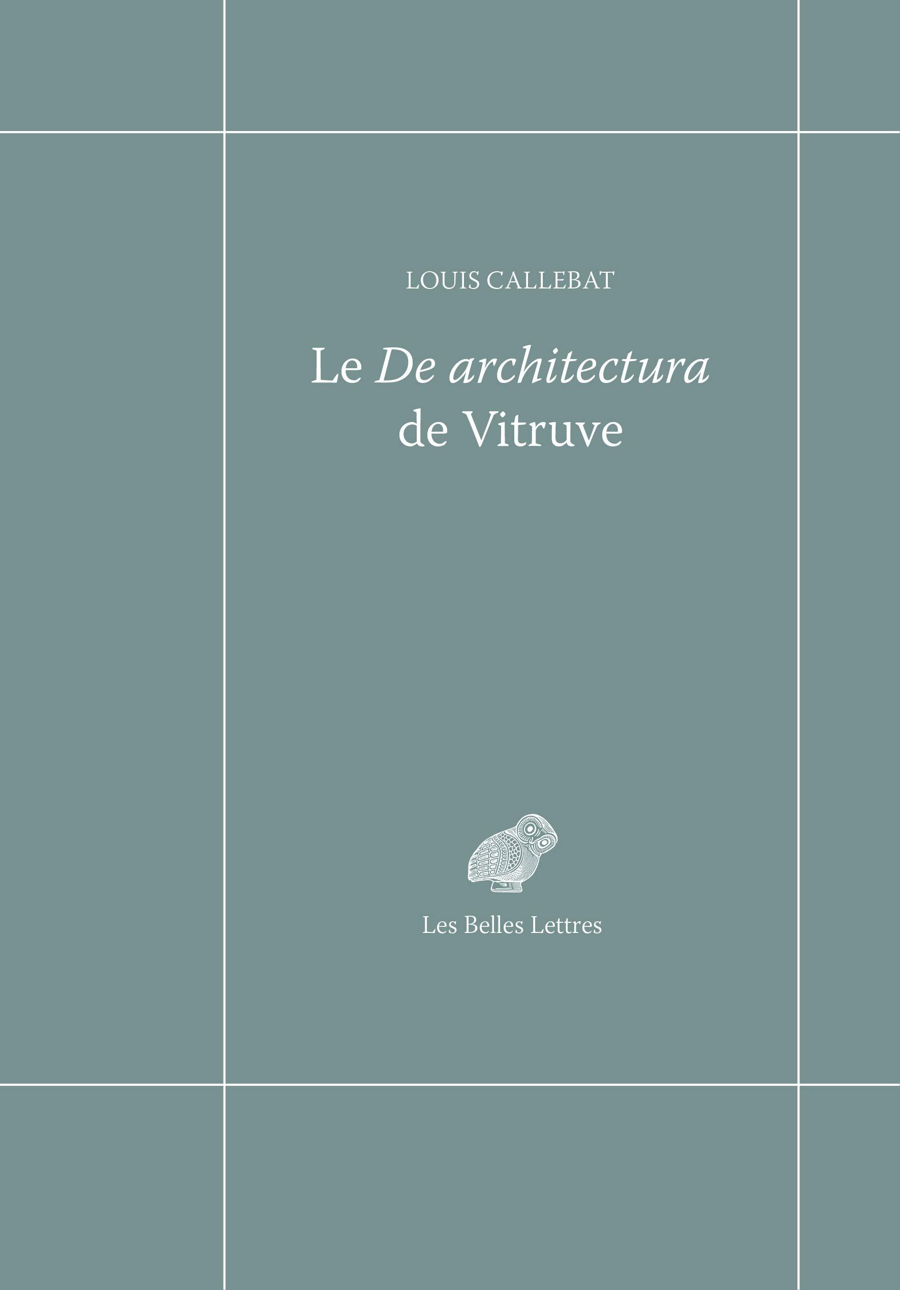 ARCHITECTURA TÉLÉCHARGER VITRUVE DE